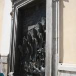 Giant Pope Door