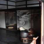 Dragon Panel inside Nijo Castle