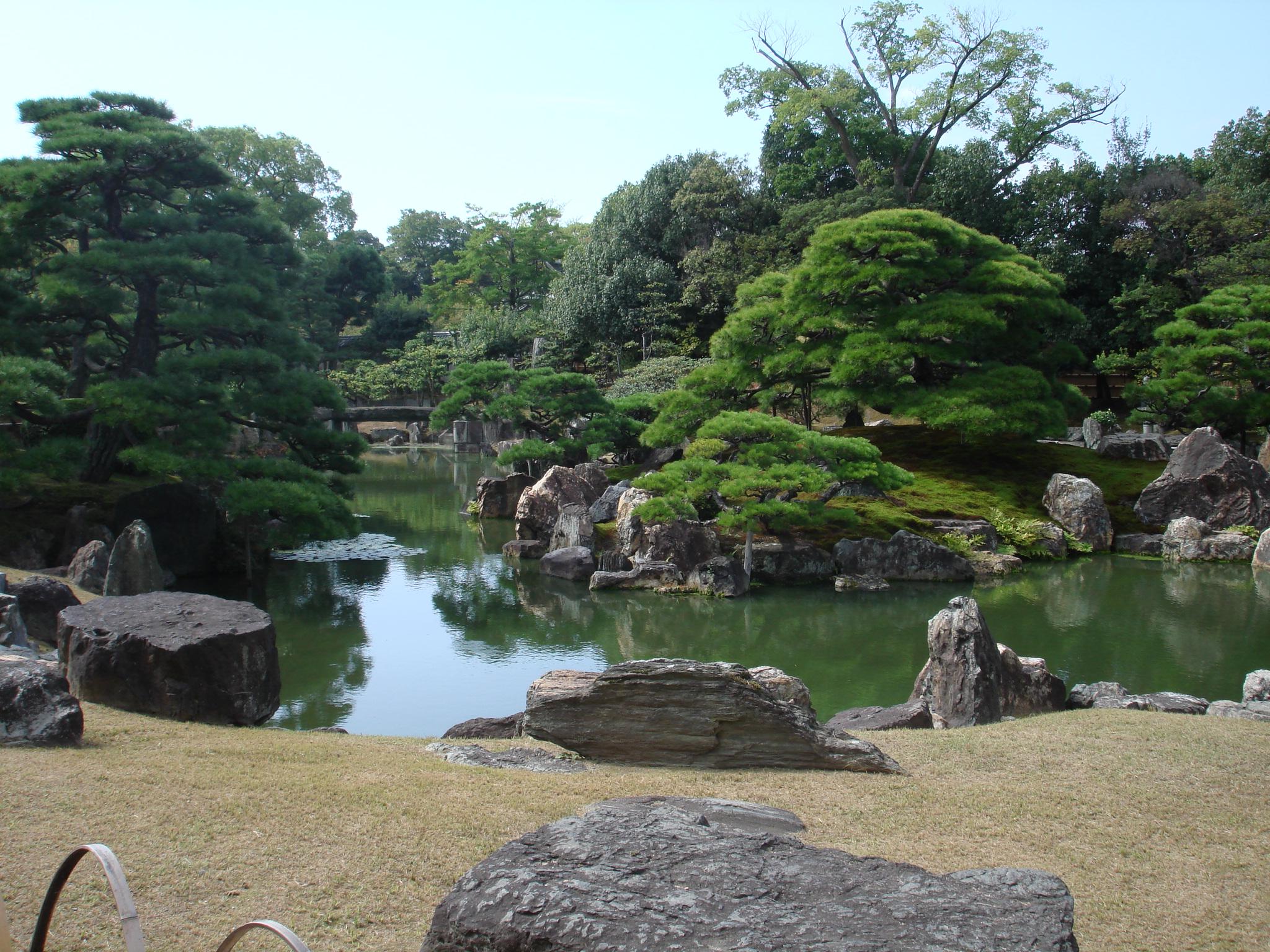 Nijo Castle Grounds