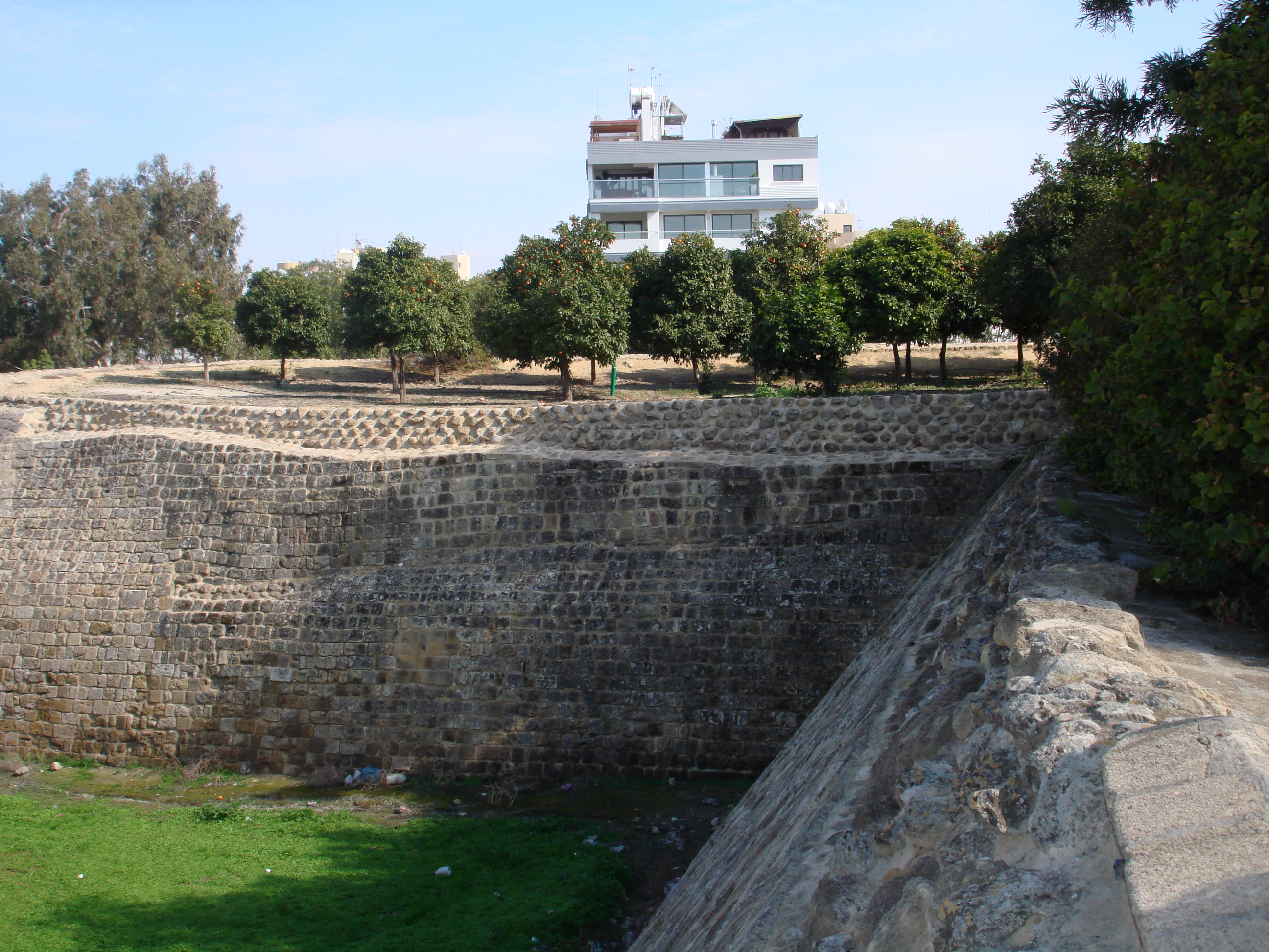 Wall of the old city, Nicosia