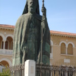 Statue of Archbishop Makarios, Nicosia